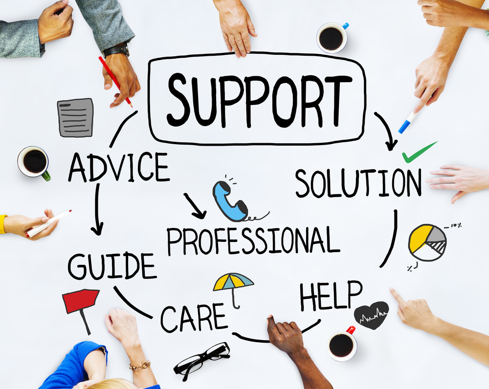 サポート体制と学習スタイルを確認する