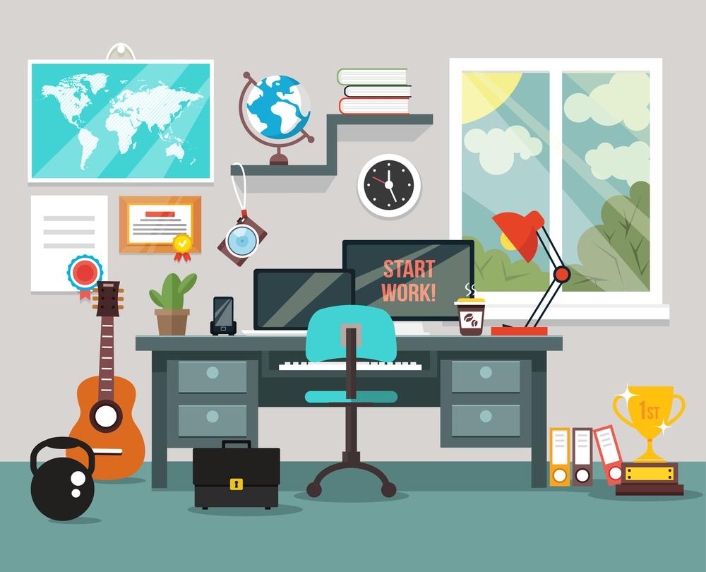 データ管理が整理整頓されると作業効率は高まる【モチベーションUP】