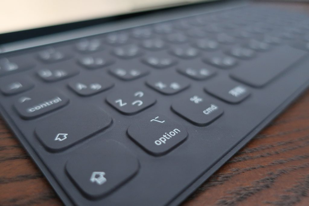 付属品とスペック【iPad Pro】