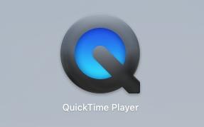 方法②:「QuickTime Player」で画面を収録する