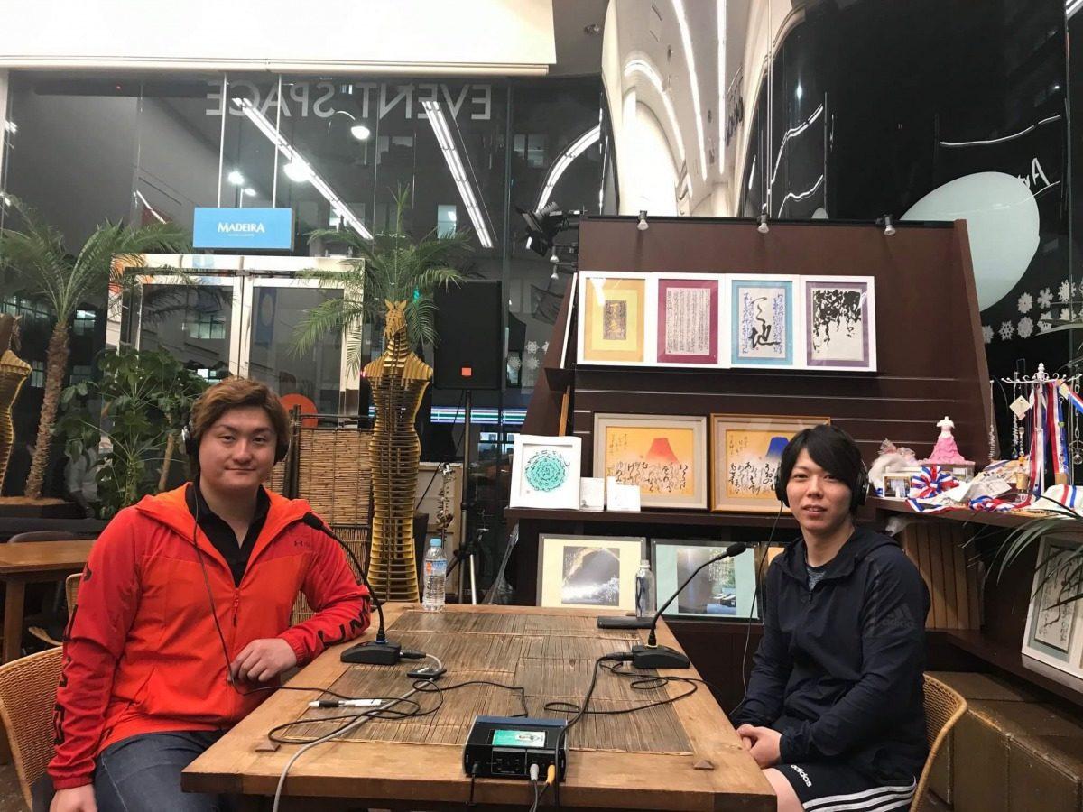 【ラジオ取材】マナブログ/坂内学さんに出演していただいた経緯