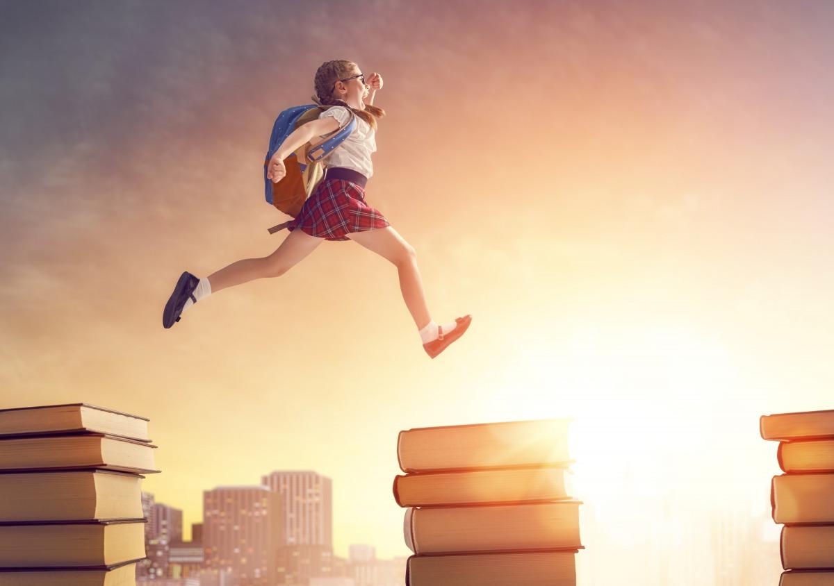 不登校を克服するには「学校は遊び場所」と考えてもOKです