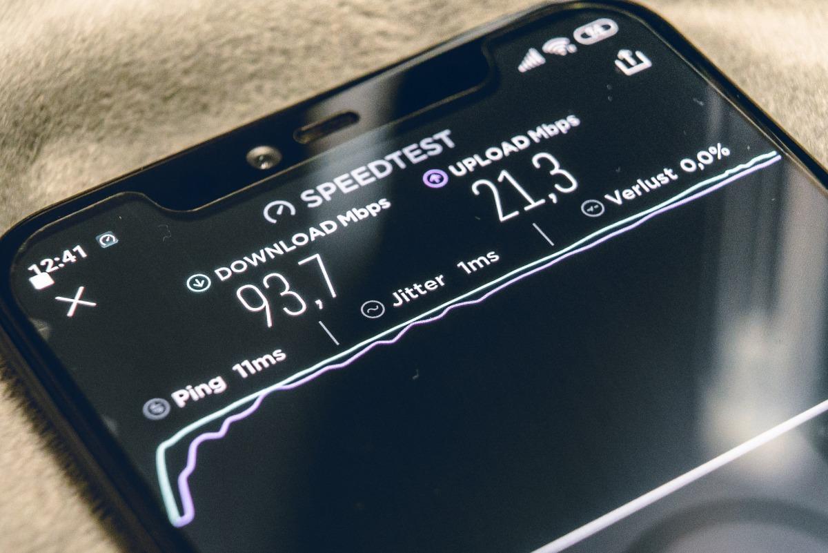 【通信速度テストアプリ】「speedtest」の使い方