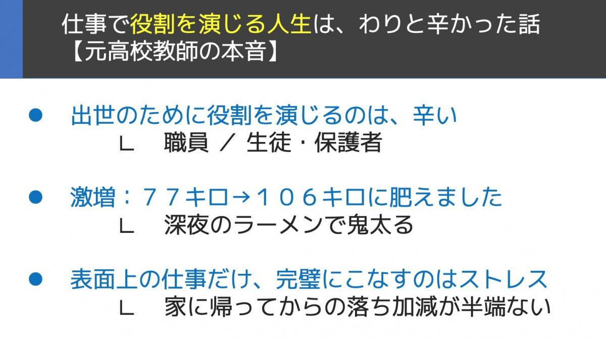 ④:ブログの「見出し2」と「見出し3」