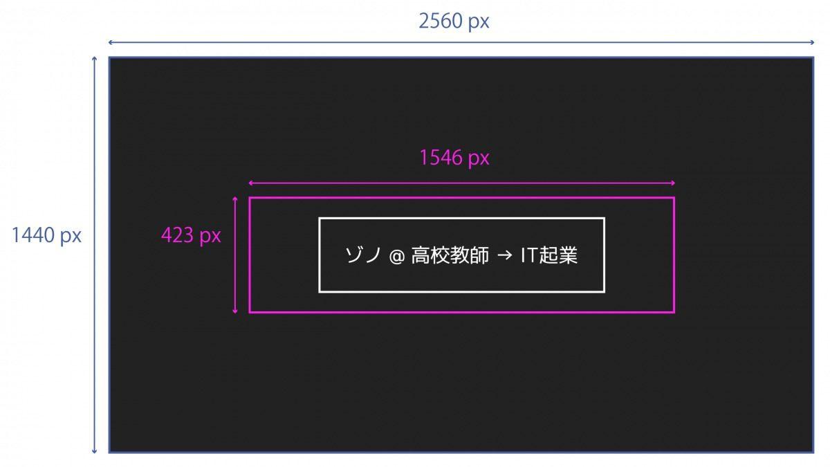 【YouTube】ヘッダーの作り方【推奨サイズ/2560 × 1440】