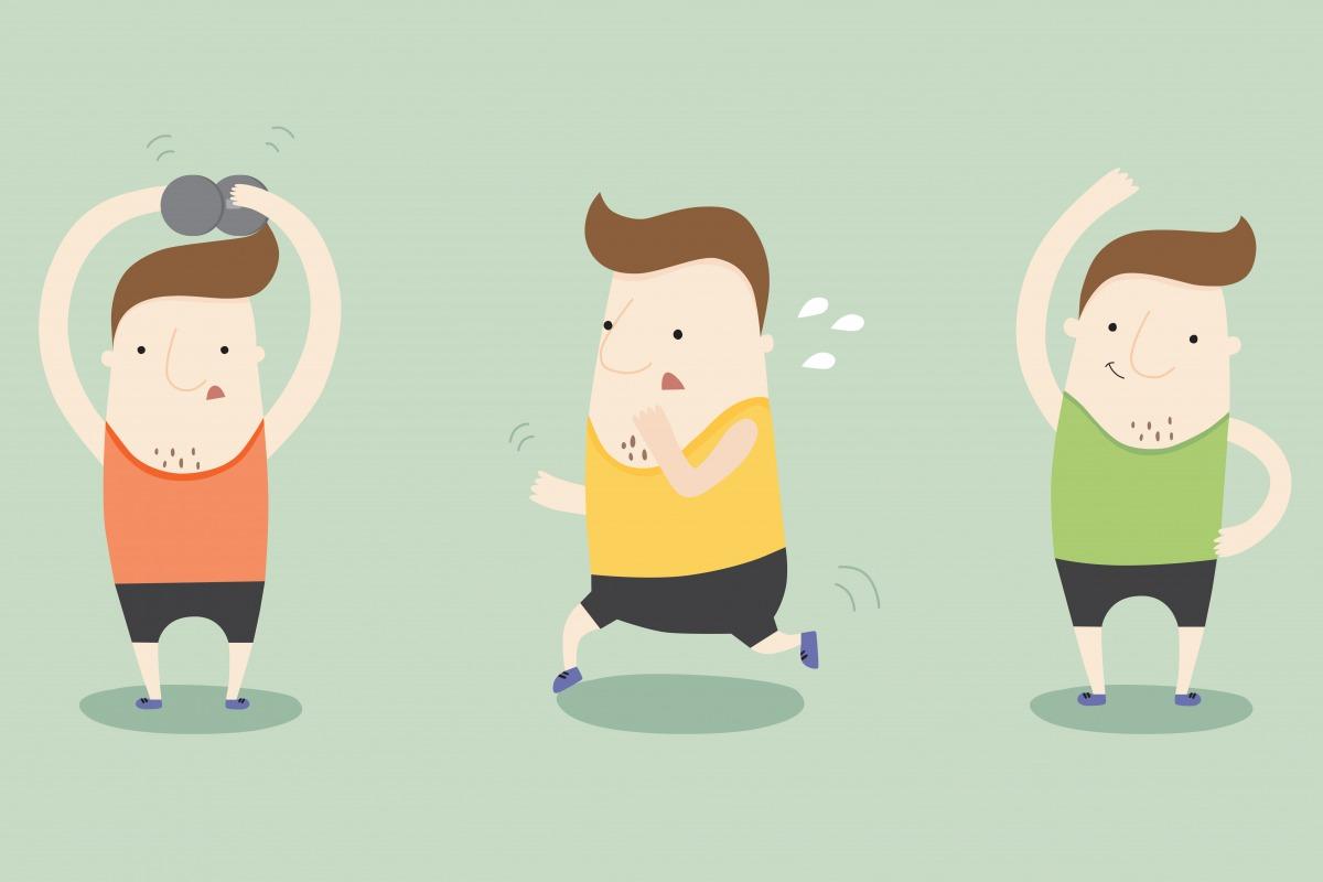 【生活リズムを固定】運動を習慣化するためのマイルール【厳守】