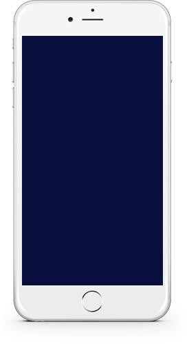 iPhoneの画像の上に、文字を掲載する