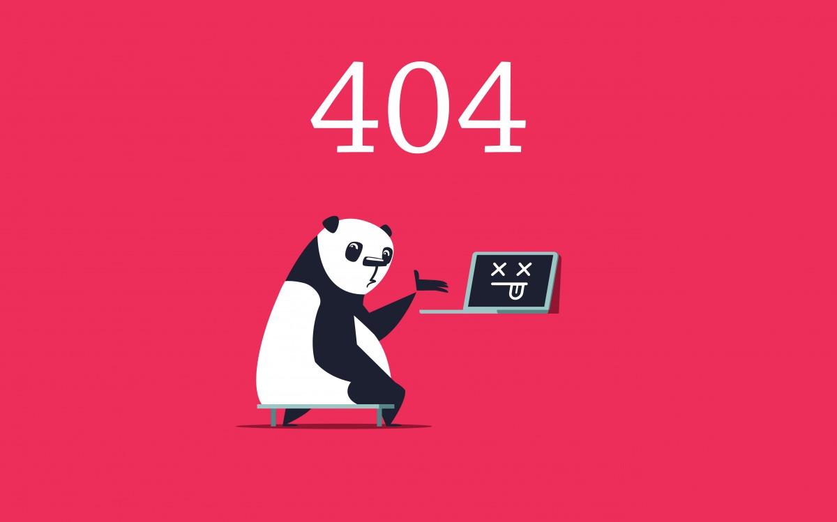 【404エラー】メッセージ文の変更【Manablog Copy】