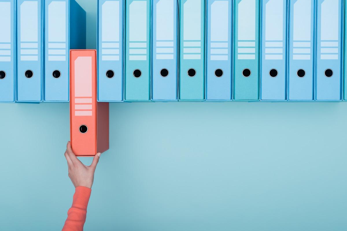 パソコンのファイル整理術を公開【コツはありますが正解はない】
