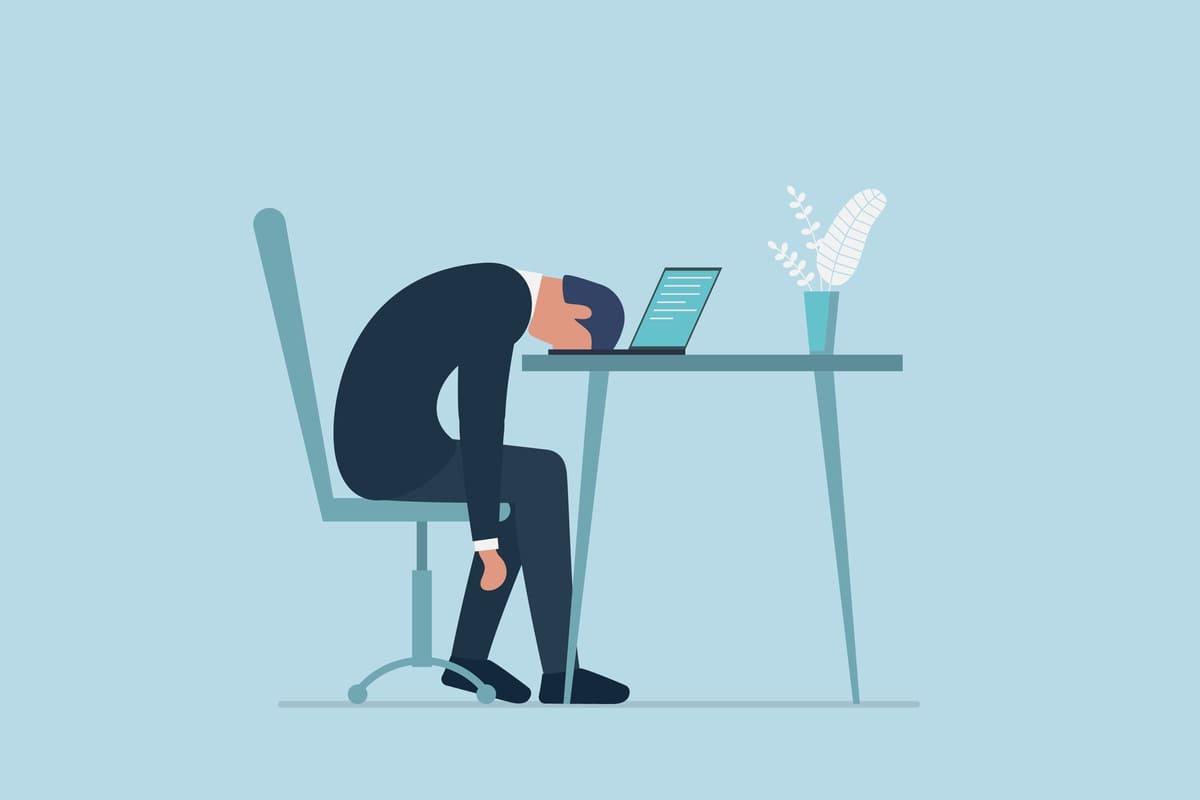 ブログ「もう無理だ」と、弱気になったときの対処法【5つあります】
