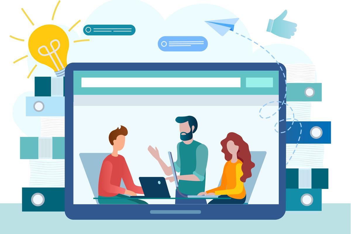 オンライン時代のコミュニケーション術【難しいを払拭/3つのコツ】