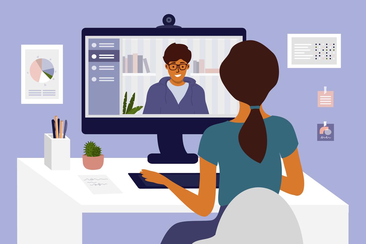オンライン忘年会のコンセプトは「学び + 交流」です