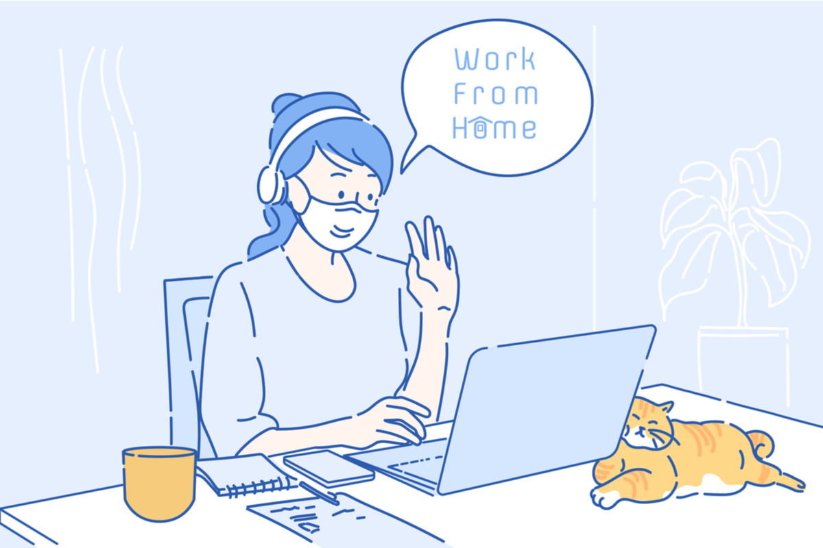 【2021年の働き方】「オンライン住民」の僕が、簡単解説【新時代】